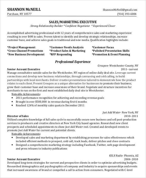 marketing manager responsibilities resume marketing job resume
