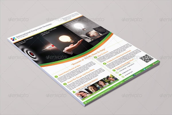corporate-seminar-and-event-flyer