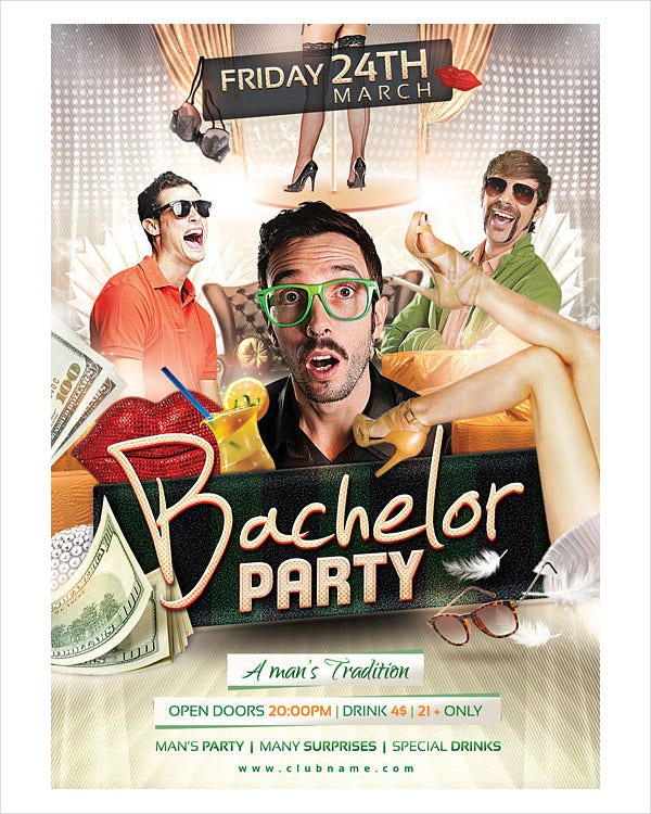 76 party flyer designs psd vector ai eps free premium templates