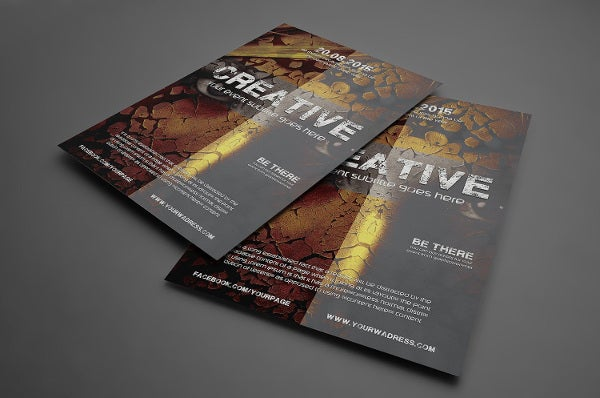 multiple-promotional-event-flyer