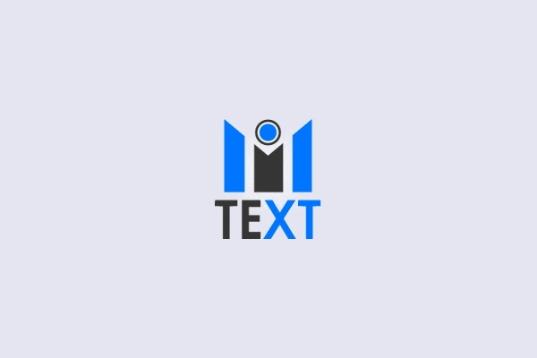 text-logo-template