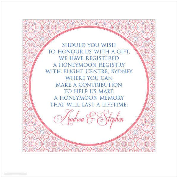 wording-gift-registry-card
