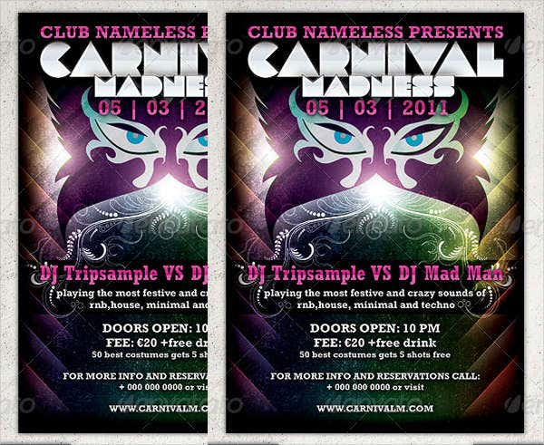 carnival-party-club-flyer