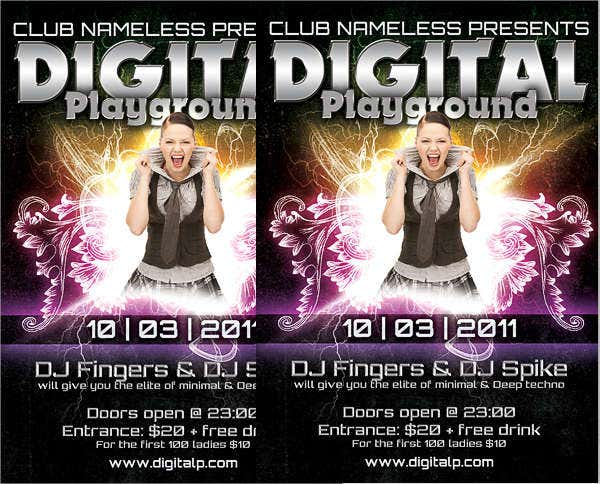 club-party-flyer