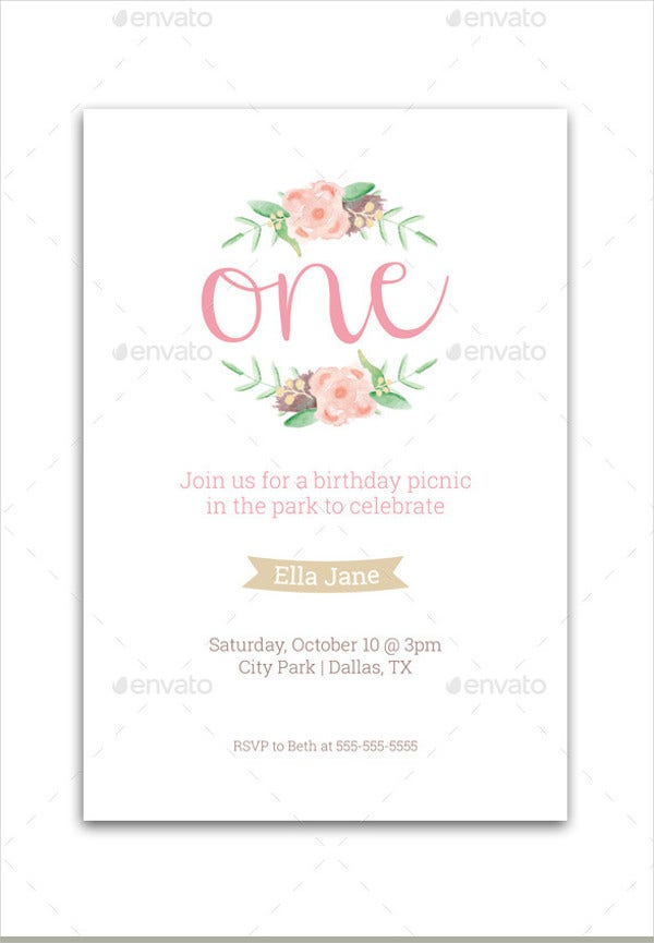 78+Invitation Card Templates | Free & Premium Templates