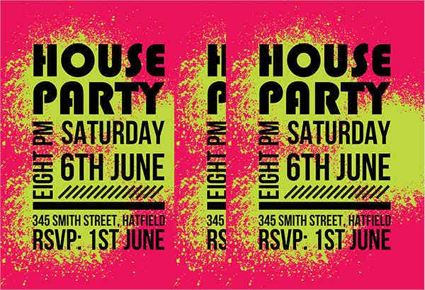 printable-house-party-flyer