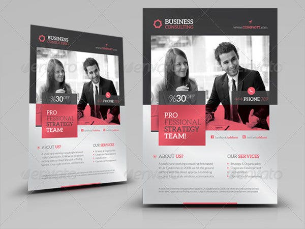 business consulting flyer1