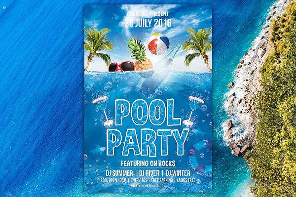 pool party event flyer4