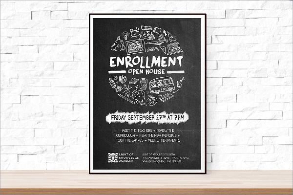 school event flyer sample