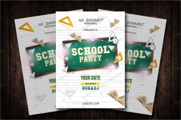 school event invitation flyer2