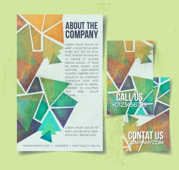 watercolor-geometric-brochure-design