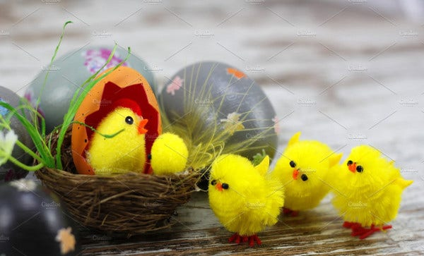 easter-chick-and-egg-template