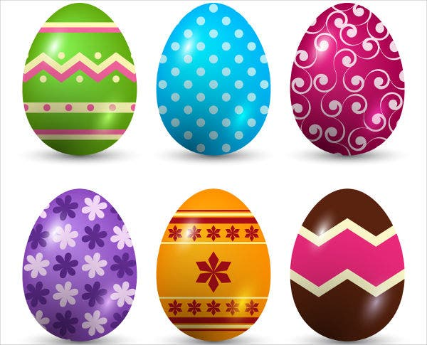 9+ Easter Egg Templates - PSD, AI