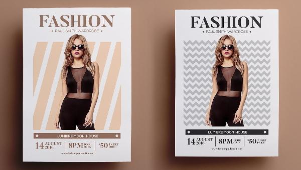 fashionshowflyers