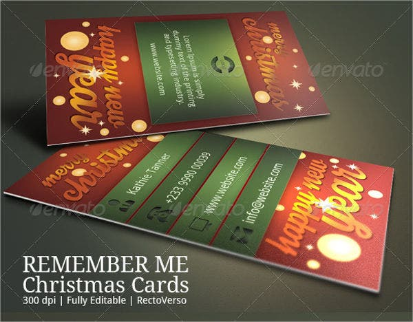 business-christmas-greeting-card