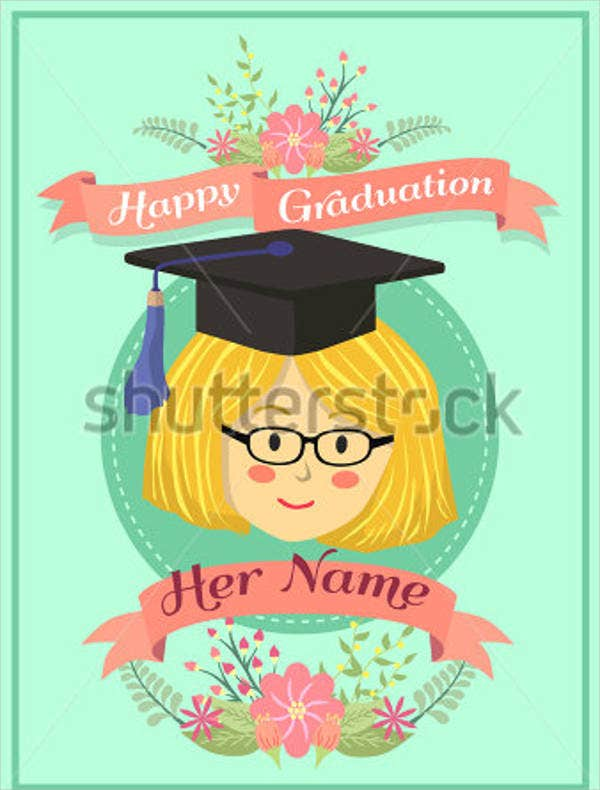 college graduation greeting card