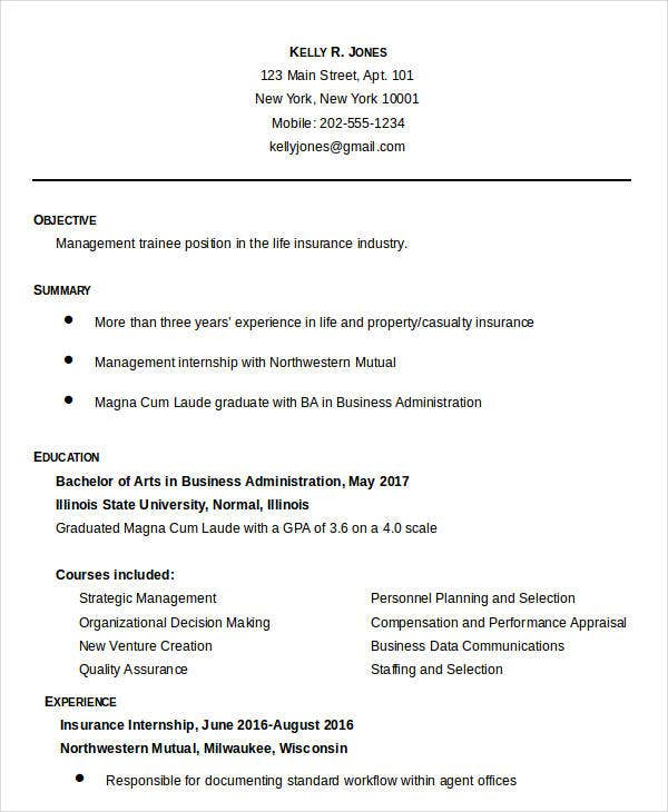cover letter for business administration A collection of sample administration cover letters and an explanation of how to write one these example cover letters can be used as a template to help find a job.