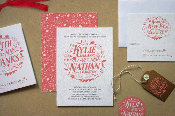 diy wedding invitation card2