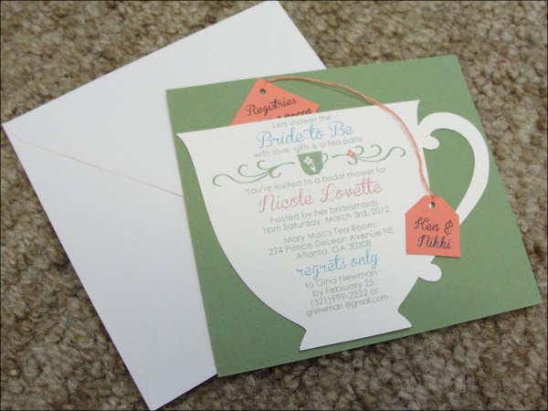 diy party invitation card1