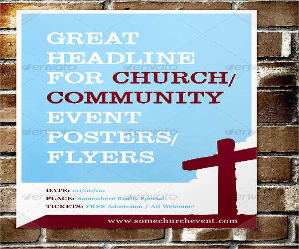 community-event-flyer