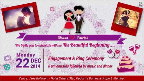 animated engagement invitation card1