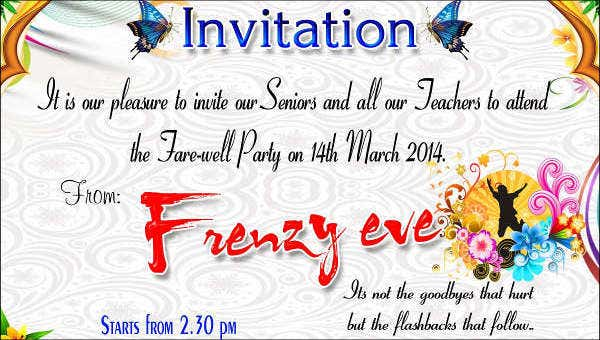 81 Free Invitation Cards Psd Word Ai Free Premium