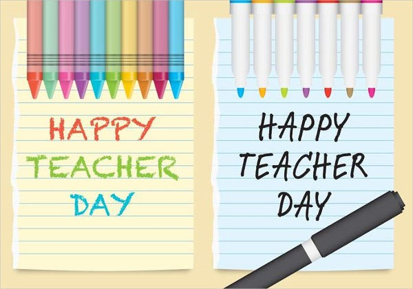 teachers-day-greeting-card-vector
