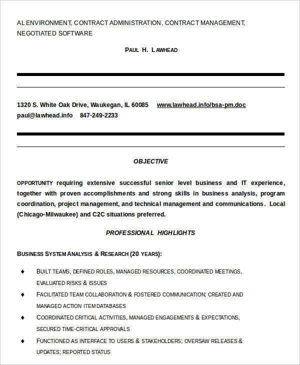 Examples Of Entry Level Resumes | Resume Examples And Free Resume