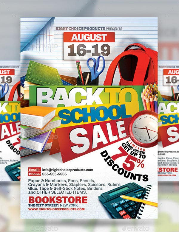 back-to-school-event-flyer