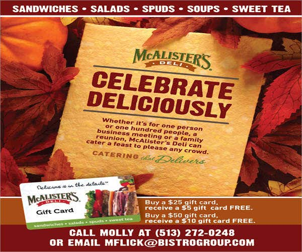 holiday catering flyer1