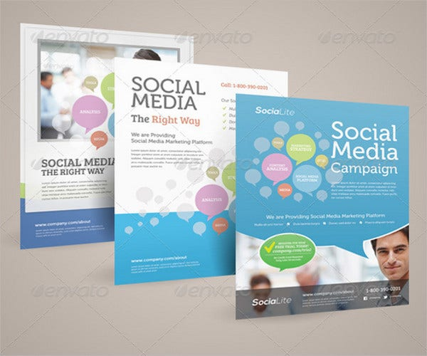social-media-marketing-flyer