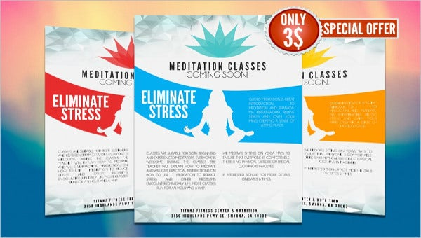 51 flyer templates in psd