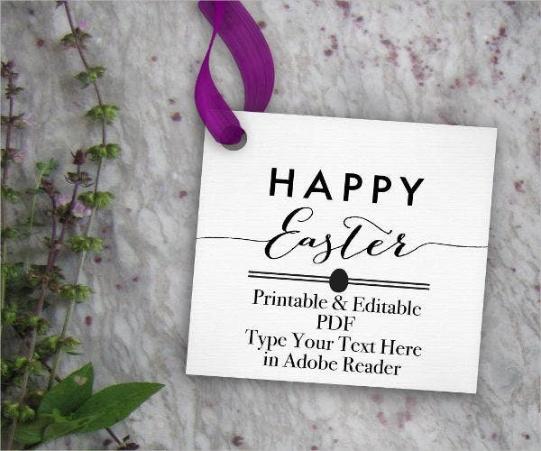 happy-easter-label-template