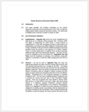hr-board-report-template