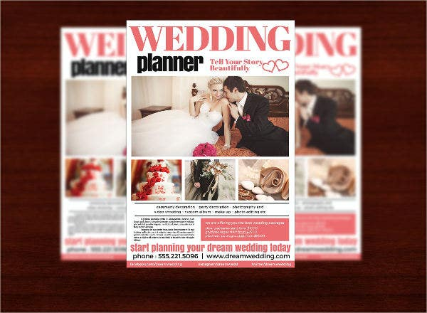 wedding-event-planner-flyer