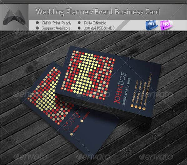 corporate event planner flyer1