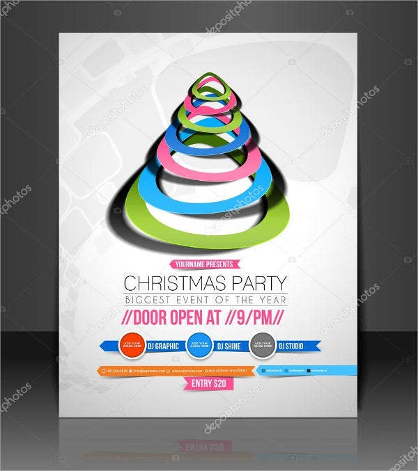 sample christmas event flyer1