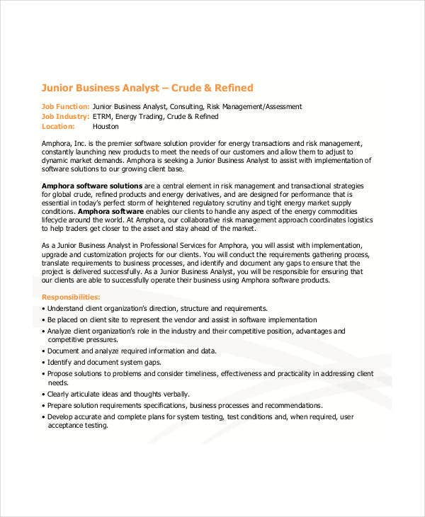 Business Resume Templates Free Word Pdf Documents Download