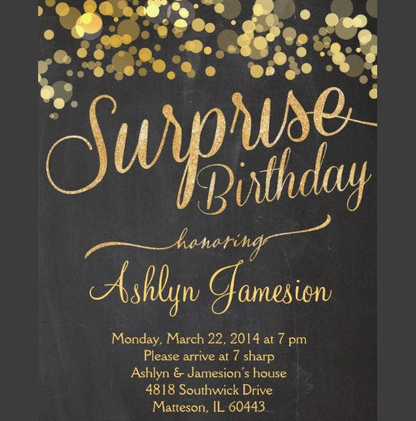 surprise birthday invitation card1