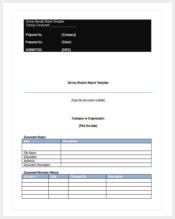 survey-results-report-template-free-ms-word-document-download