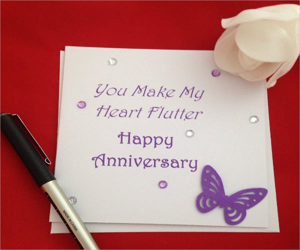 handmade-anniversary-greeting-card