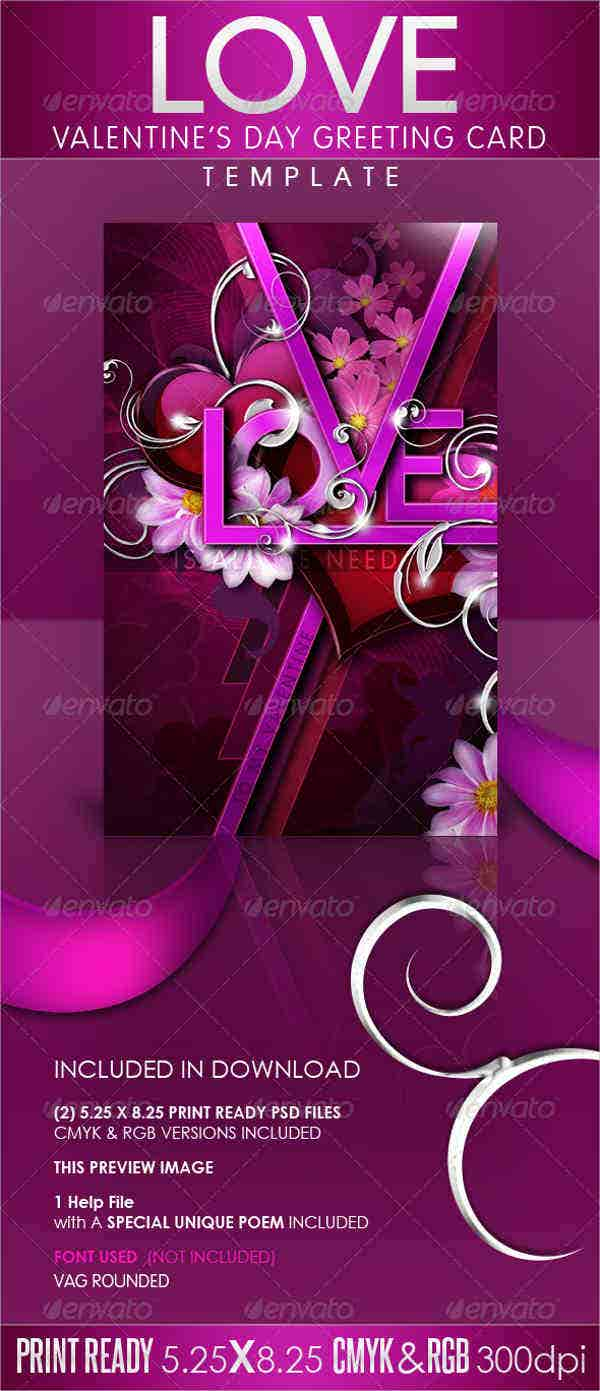 love-day-greeting-card