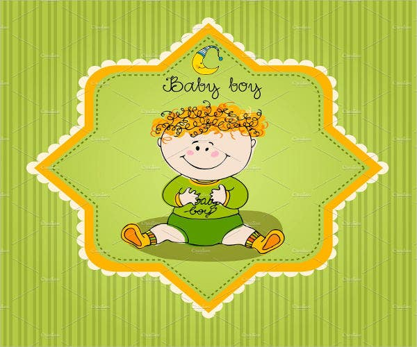 baby-congratulations-greeting-card