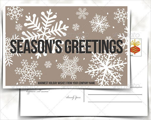 59 greeting cards examples free premium templates company holiday greeting card m4hsunfo