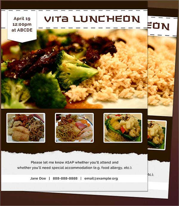 lunch-invitation-psd-flyer