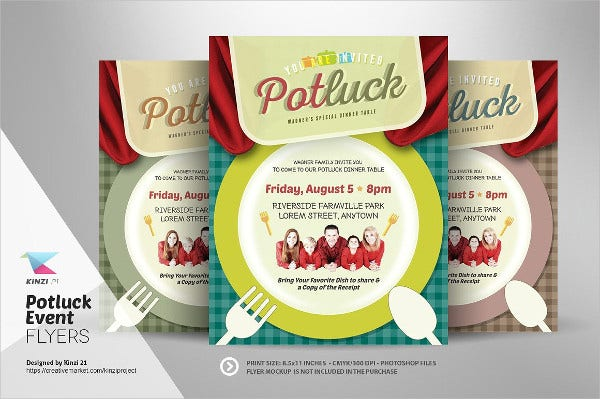 summer-potluck-invitation-flyer