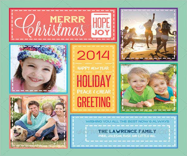 photo collage greeting card1