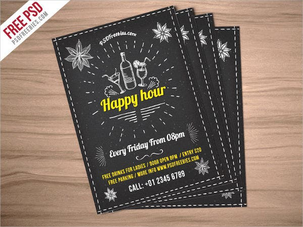 formal-happy-hour-invitation-flyer