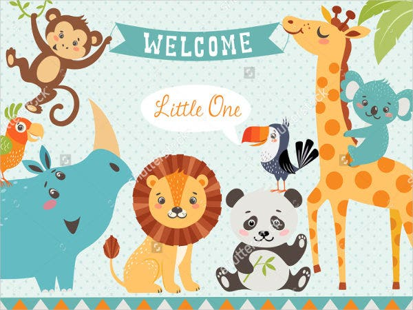funny baby shower greeting card1