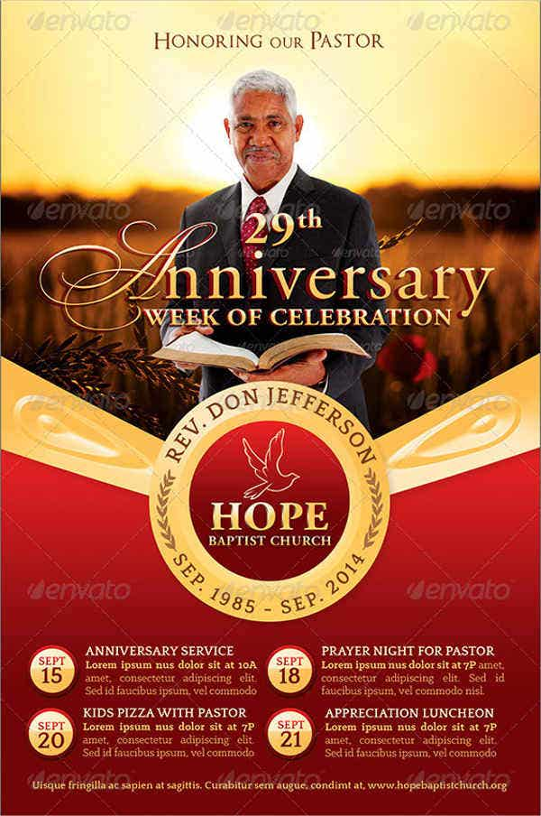 pastor-anniversary-invitation-flyer